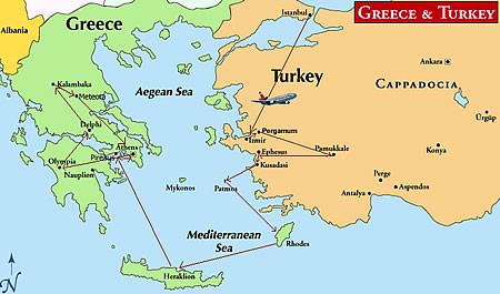 Aegean Turkey Tours