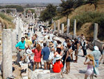 Ephesus and Pamukkale ( Hierapolis ) and Istanbul Tour by Bus