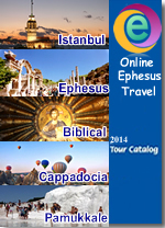 Online Ephesus Travel Tour 2017 Catalog